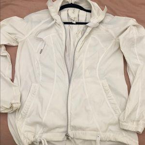 lululemon White jacket.